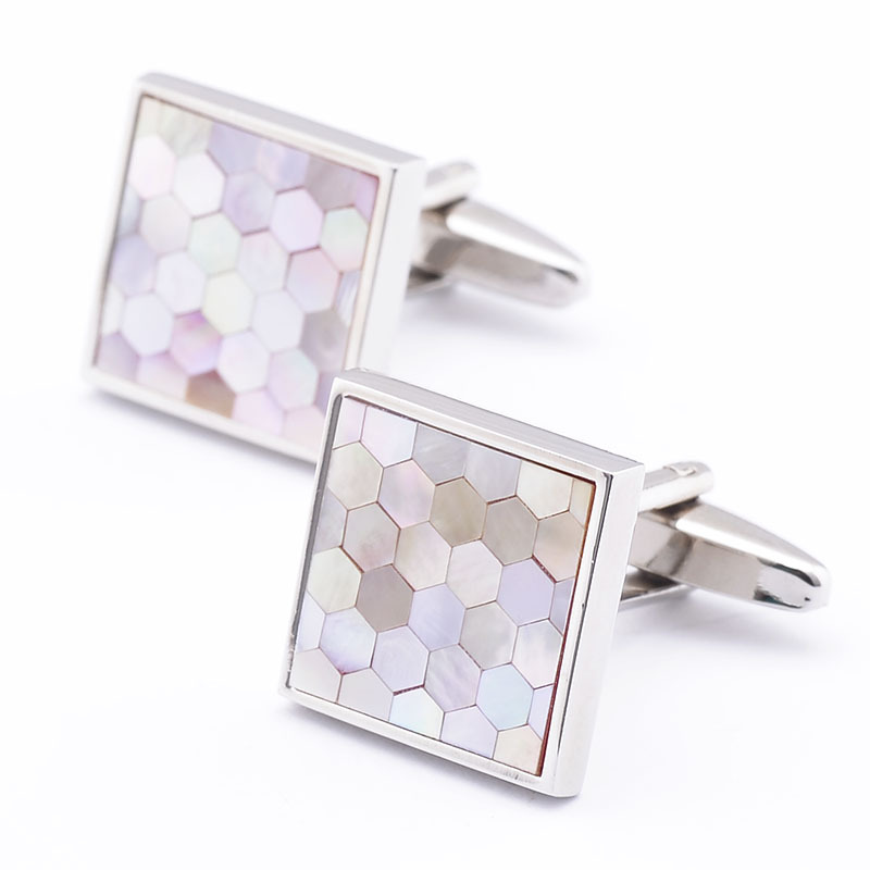 The Unique Design Square Hellenic historical tracery Shirt cuff Cufflinks cuff links for men's gift(China (Mainland))