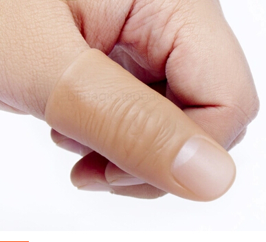Free shipping american thumbstall tip large size hard thumbtip magic tricks<br><br>Aliexpress