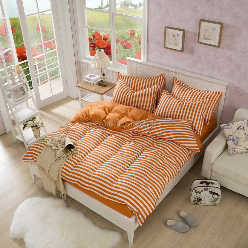 Home Textile New Style 3 4pcs Bedding Bed Sheets