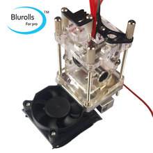 3D printer parts Ultimaker original arylic extruder head kit/set extrusion head housing assemble kit
