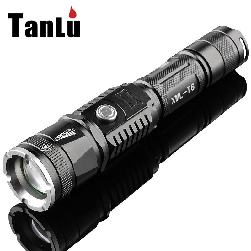 2015 Real New Lantern Led Flashlight The Dew Genuine Flashlight Charging Led Long-range Zoom Outdoor Riding With Usb Wholesale(China (Mainland))