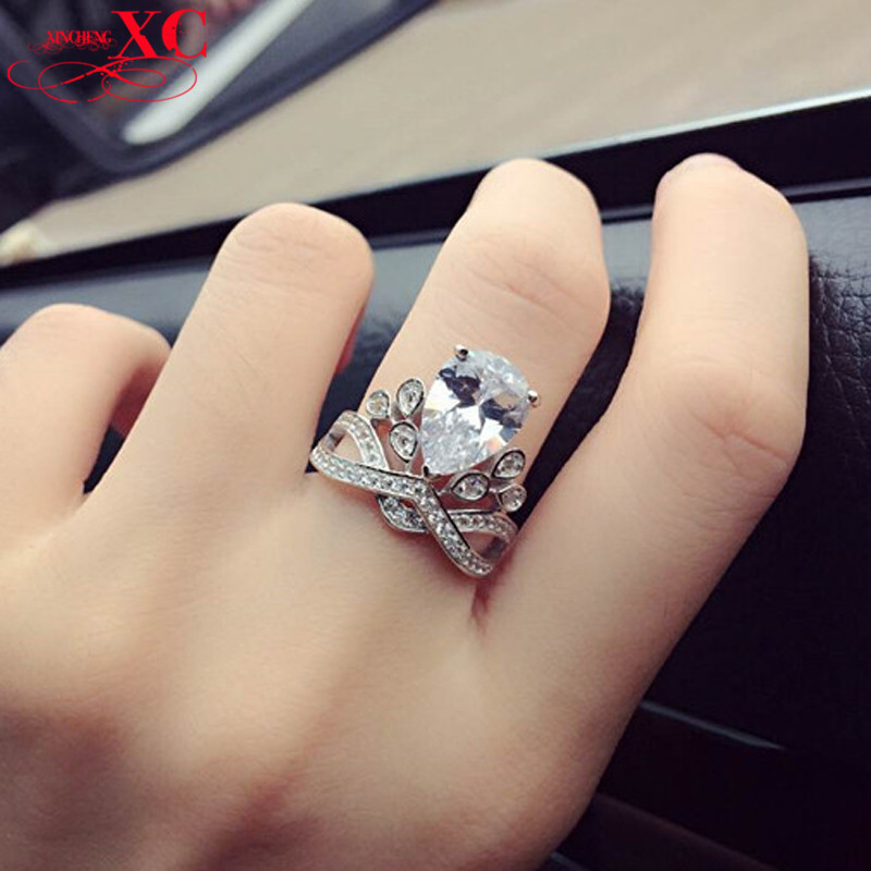 Silicone Ring With Diamond >> Stunning wedding rings: Angelababy wedding ring