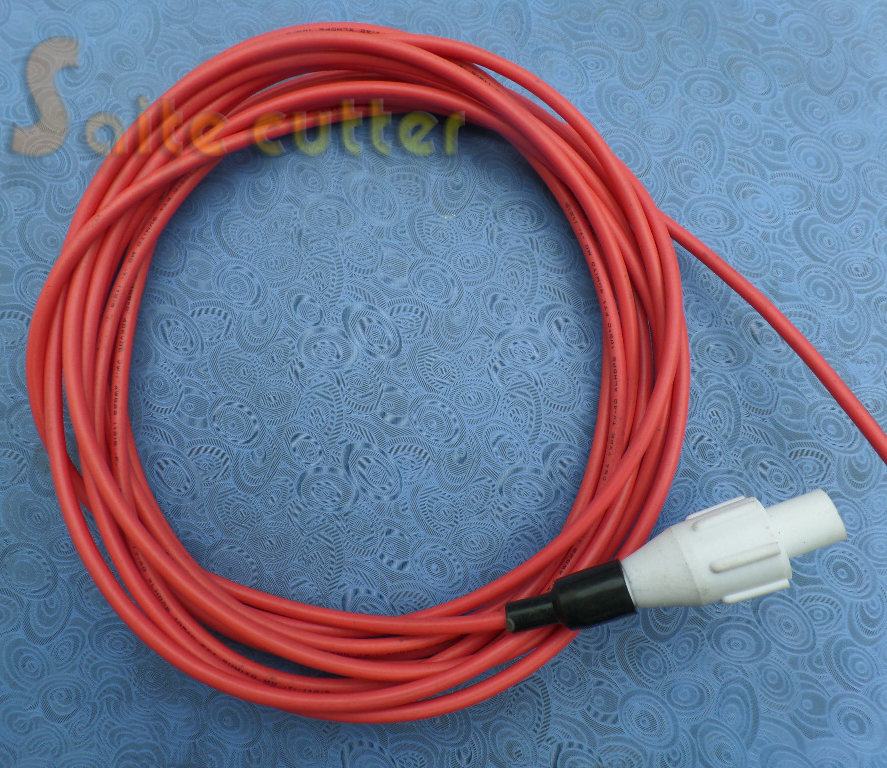 High Voltage Wire Connector CO2 Laser Power Supply Tube for Laser Cutting Engraving Cutter(China (Mainland))
