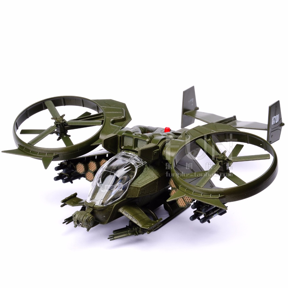 New Avatar Scorpion helicopter model collection model alloy Airplane model Toy Vehicles Diecasts Airplanes toys For Baby Toys(China (Mainland))
