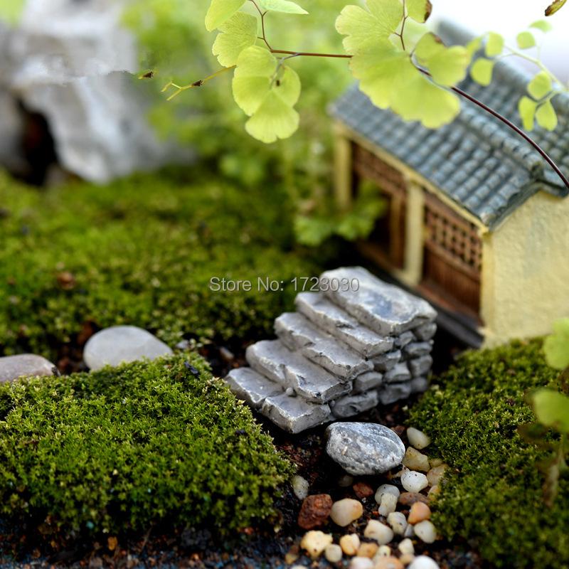 artesanato mini jardim : artesanato mini jardim: jardim de presente parte em Artesanato em Resina de Casa & jardim no