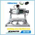 CNC 1610 500mw laser GRBL DIY CNC machine 3 Axis Pcb Milling Machine Wood Router laser