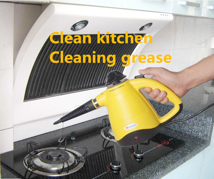 Handheld Steam Cleaner High Pressure Cleaning Portable