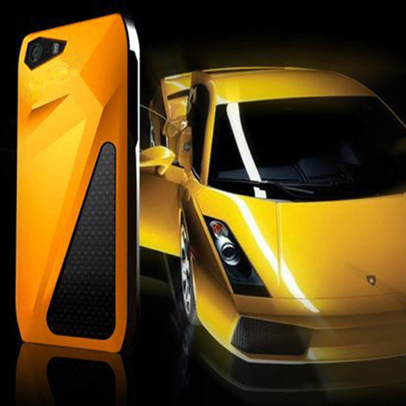 Luxury Sports Car Style Phone Case for iPhone 6 6s 4.7 Hybrid PC+TPU capa para Casemachine Sesto extremely protective Back cover(China (Mainland))