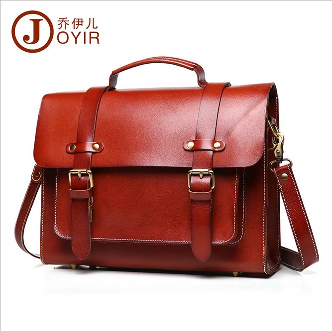 2016 new men's casual retro shoulder messenger bag styling leather vegetable tanned leather man bag manufacturers wholesale(China (Mainland))