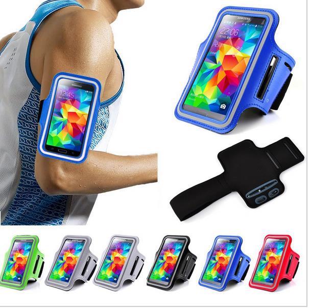 Mobile Phone Bags Nylon PU Running Gym Sports phone Waterproof Case For elephone jiayu s3 Microsoft Lumia Doogee DG550 iNew V3(China (Mainland))