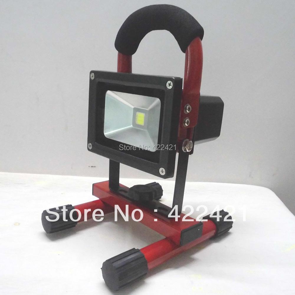 5W LED emergency light cordless portable outdoor flood