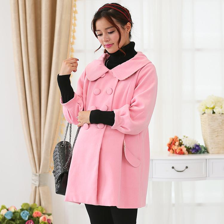 Алиэкспресс пальто для беременных 19