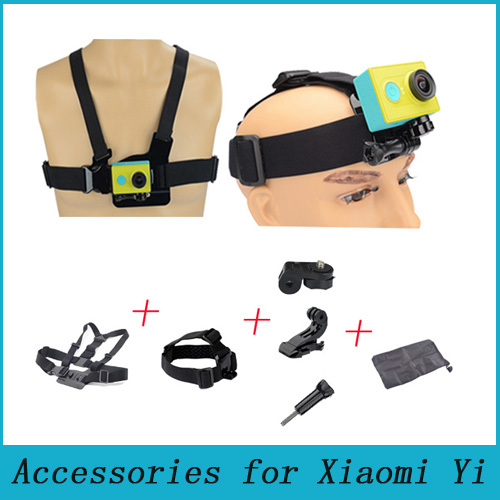 Штатив OEM Xiaomi Yi xiaoYi SJCAM SJ4000 Gopro Hero 3 2 Gopro SJ4000 Accessories waterproof hard eva carrying box bag case for gopro hero 1 2 3 3 plus 4 xiaomi yi sj4000 sjcam