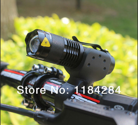 Q5 LED Cycling Bike Bicycle Front Head Light Lamp Mount - Pomato Technology Co., Limited store