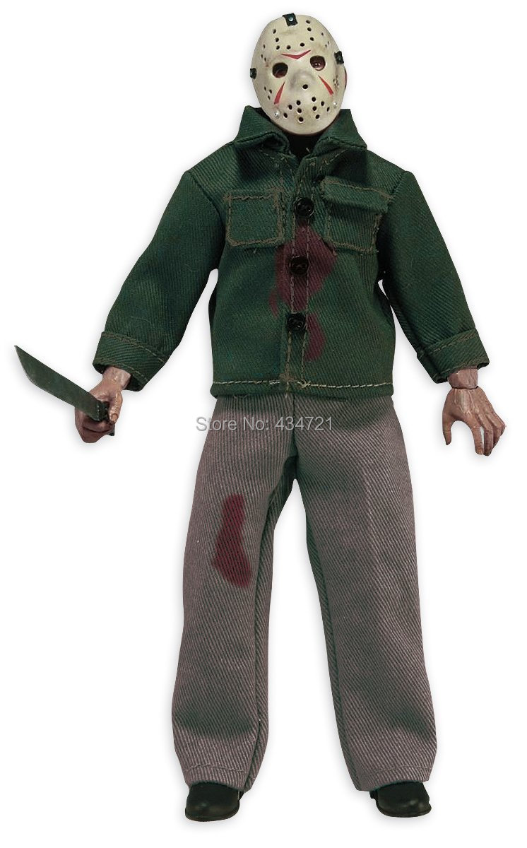 NECAA Friday The 13th Jason 8 Action Figure New in original package<br><br>Aliexpress