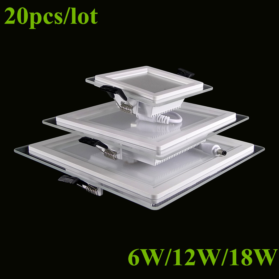 Led Lights Integrated Ceiling Panel Lights Ceiling Lights: Aliexpress.com : Buy 20pcs/lot Dimmable LED Panel