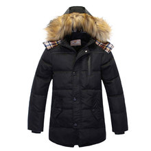 children's jackets fashion 2015  boys winter jacket thick hooded parkas warm boys winter coat down jacket child winter outerwear(China (Mainland))