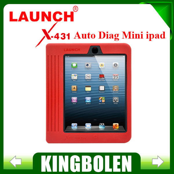 [LAUNCH DISTRIBUTOR] Launch X431 iDiag Scanner for IPAD Mini X-431 Auto diag for Mini IPAD Update Online(China (Mainland))