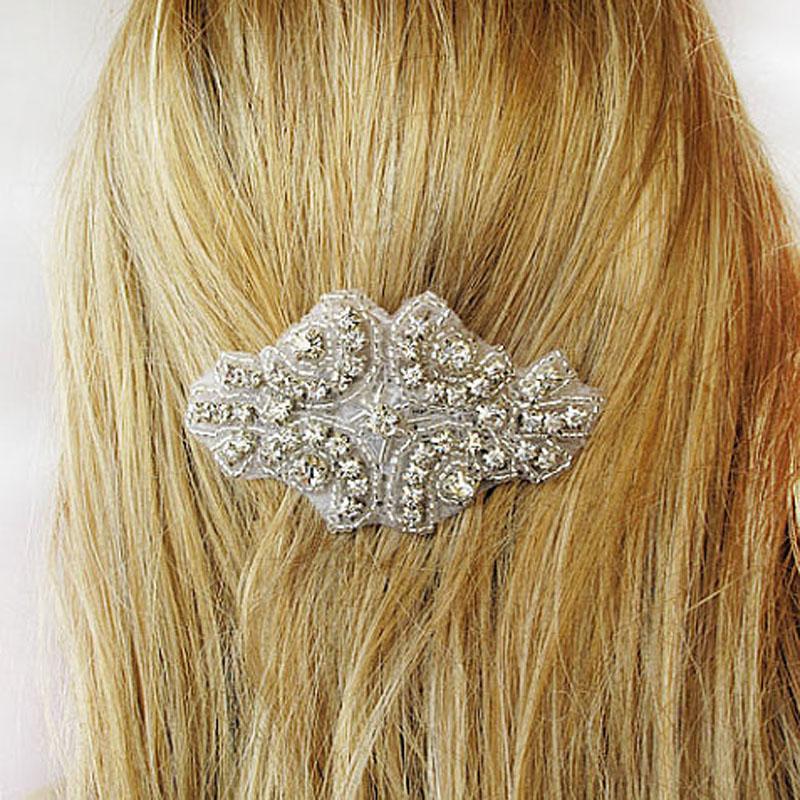 Wedding Rhinestone Hair Combs Accessories Bridal Hair Pieces hair pin Clips Fascinator Hair Jewels Bridesmaid 1pc(China (Mainland))