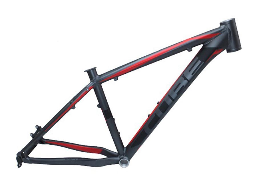 """New design 2015 Cube REACTION 26er Frame MTB Bike Aluminium Alloy 16""""/18"""" Bicycle Parts fixed bike frame(China (Mainland))"""