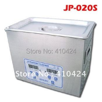 JP-020S 110V/220V 3.2L Electronics Ultrasonic Cleaner Industrial Cleaning Washing Machine (with digital timer&heater)