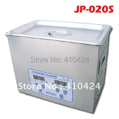JP-020S 110V/220V 3.2L Electronics Ultrasonic Cleaner Industrial Cleaning Washing Machine (with digital timer&heater)(China (Mainland))