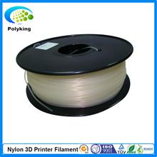 Excellent Nylon 3D Printer Filament 1 75mm 3mm nature color