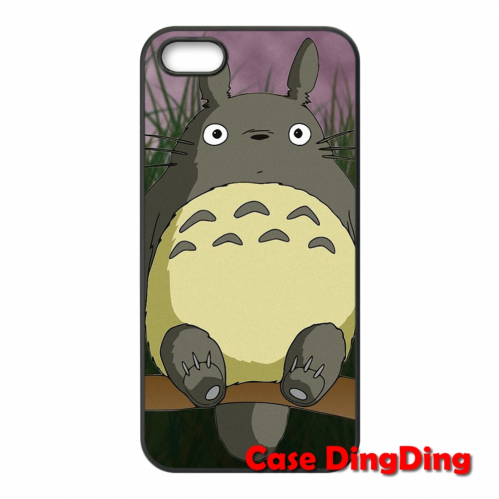 My Neighbor Totoro For iPhone 4 4S 5 5C SE 6 6S Plus Apple iPod Touch 4 5 6 Moto X1 accessories Case(China (Mainland))