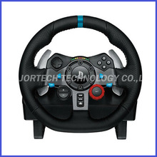 Logitech G29 Driving Force Race Wheel Pedal PS3/4 PC Simulation Racing Gaming Leather(China (Mainland))