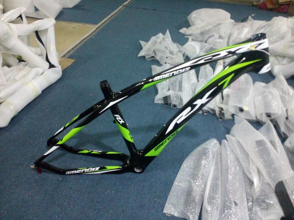 Oem Glossy frame mtb carbon frame26er/27.5er/ 29er mountain bike carbon frame 26er mountain bicycle frame MT02(China (Mainland))