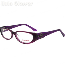 Last&New Design Style Light Purple Color Fashion Classic Female Eyewear Glasses Optical Eyeglasses Frame RA9212 C27