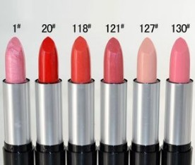2013 NEW Lipstick 12 colors lips Naked makeup red lipstick transparent lip gloss 12pcs/lot  Free shipping