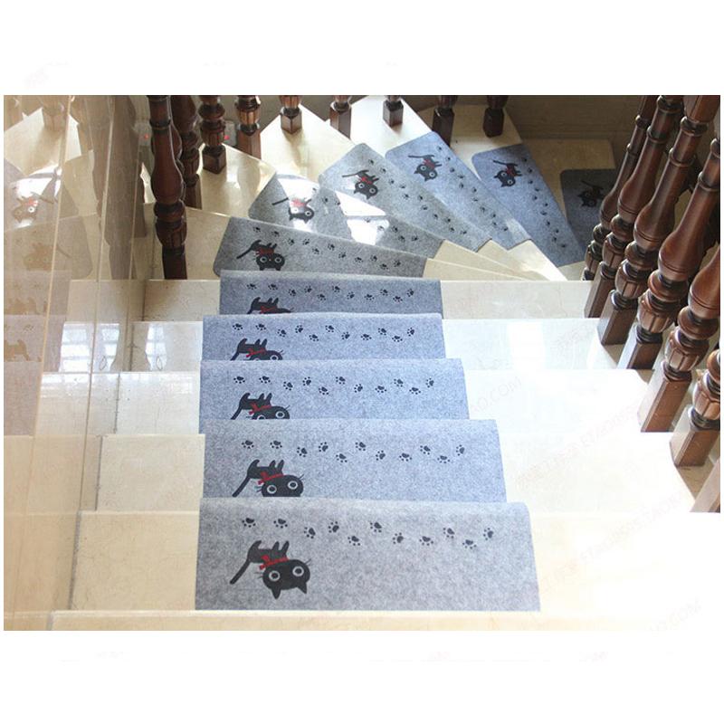 Achetez en gros escalier tapis en ligne des grossistes for Tapis antiderapant pour escalier