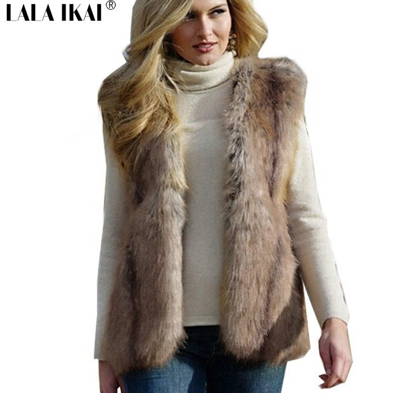 When the temperatures start to drop, there's no better way to stay warm and make a sartorial statement, than in one of these gorgeous faux fur jackets.