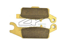 Buy Brake Pads ATV YAMAHA YFM 250 RX/RY/RZ/RA/RB/RD Raptor 2008-2013 08 09 10 11 12 Front, Right OEM New ZPMOTO-BRAKES for $15.36 in AliExpress store