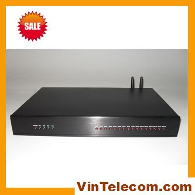Telephone system GSM pbx/wireless pabx facotry in China - 3lines in and 8 ext. output pabx(China (Mainland))