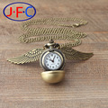 Harry Potter snitch quartz watch the men s watch students spherical pattern gift small wings ZS004