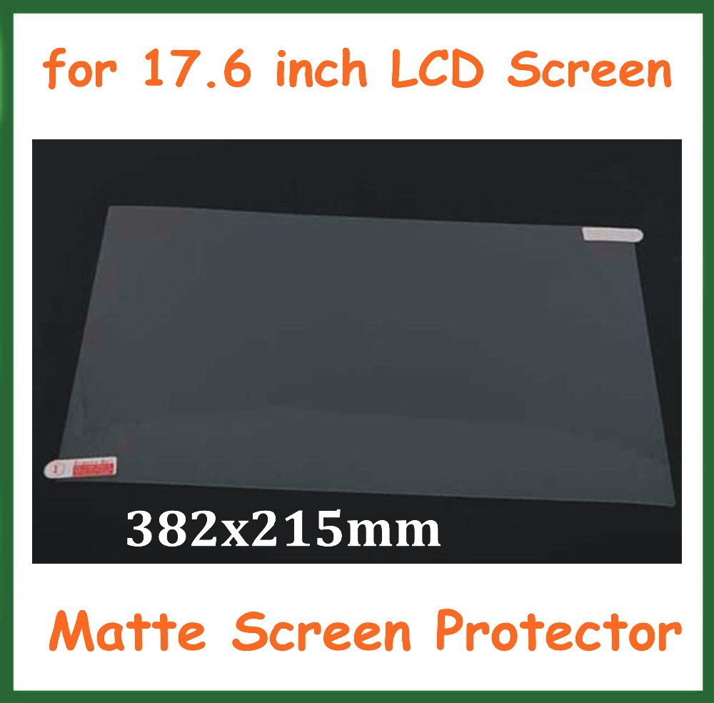 Anti-glare Matte Screen Protector Protective Film 17.6 inch LCD Computer Monitor Laptop Notebook PC Size 382x215mm 16:9 - Doldol (HK store Co., Ltd)