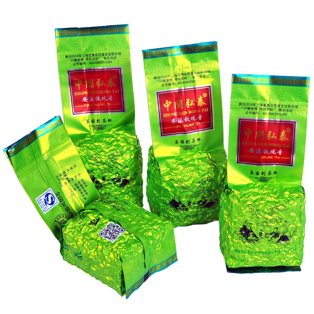 Гаджет  Freeshipping Tea specaily flavor tieguanyin  tea fujian Anxi tieguanyin oolong tea None Еда