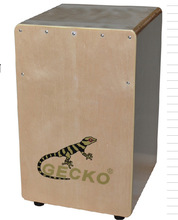 Brand GECKO Child Flamenco Jazz style Birch Wooden Practicing Cajon Box Drum Card hand percussion .Bag included(China (Mainland))