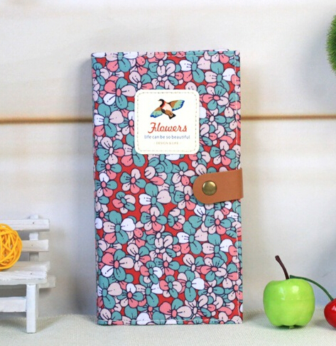 Delicate Floral Design Softcover PU Leather Ladys Notebook Portable Notepad Journal Line/Dots/Blank/Plaid Sheets VIntage Style<br><br>Aliexpress