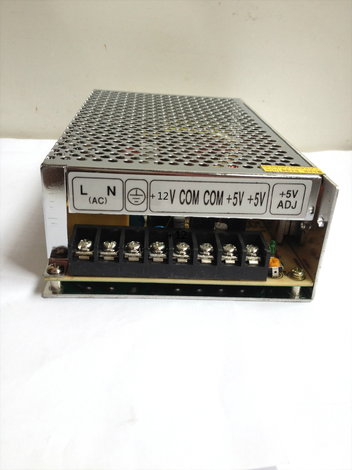 Switching power supply D120W Dual D120A 5V12A 12V5A switching power supply level<br><br>Aliexpress