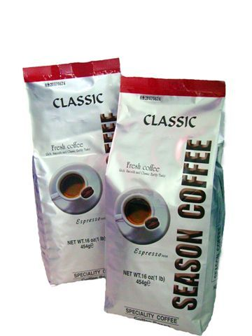 454g Flavor coffee beans green slimming coffee beans tea new cafe free shipping