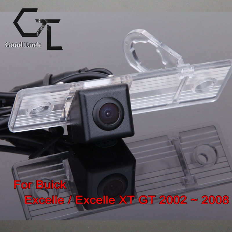 For Buick Excelle / Excelle XT GT 2002 ~ 2008 wireless Reversing Park Camera Car Parking Camera Rear Camera HD CCD Car Camera(China (Mainland))