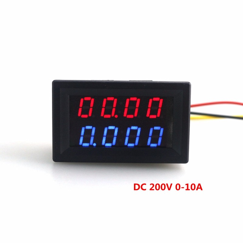 Digital 4 Bit Dc 200v 0