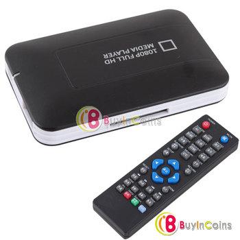 New Digital Multi Media Player TV USB HD/HDD/SD/MMC VGA HDMI 3D 1080P Full HD #3 [20921 99 01]
