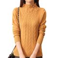 2015 новинка зимы женщин платье водолазка с длинными рукавами вязаный свитер платье тонкий сексуальное платье женщин свитера пуловеры WZQ111