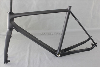 2016 ICAN Carbon Cyclocross Frame Disc, Cyclocross Frame Carbon Size 51/53/55/57CM, Carbon Cyclocross Disc Frame UD Matte/Glossy