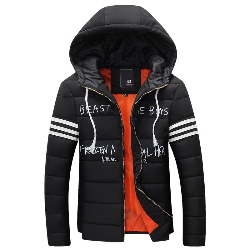 Mens parka winter jacket man Thicken mens jackets fur hood Casual casaco coats men clothes Outdoors New 2015 - LONMMY store