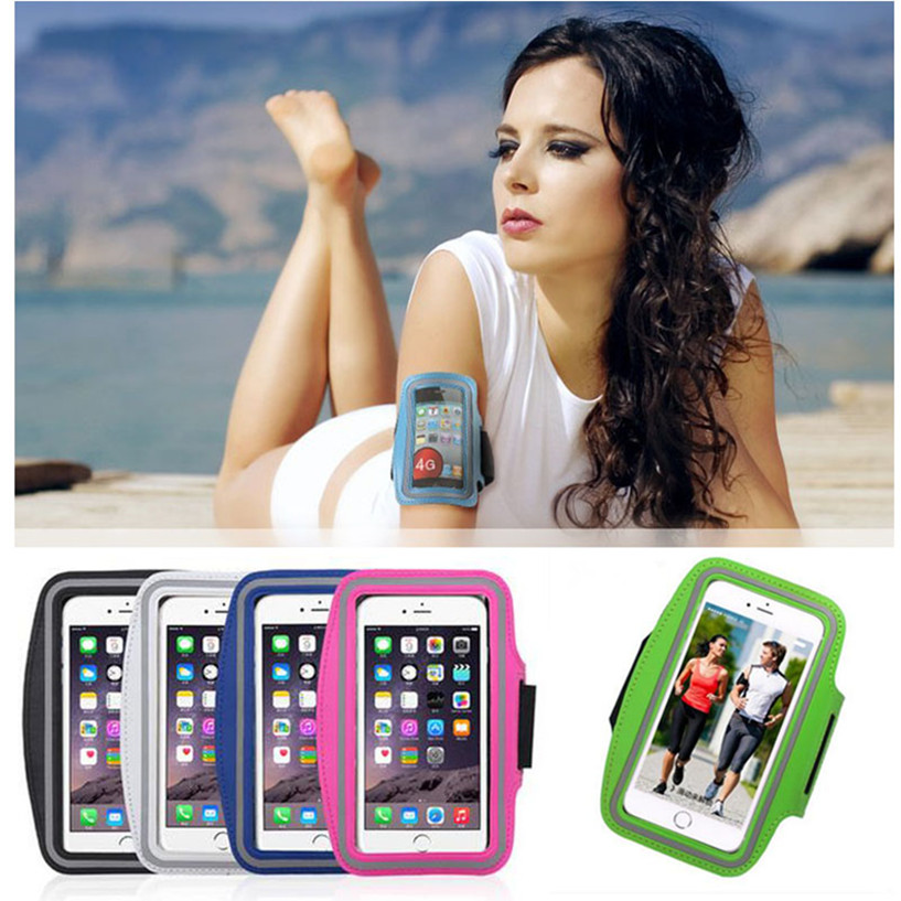 Universal Running font b SPORTS b font GYM Arm Band For HTC Butterfly S 9060 901e